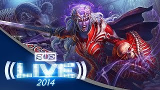 EverQuest 2 Altar of Malice Zone Reveals | SOE Live 2014