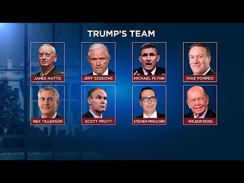 Ο Ντόναλντ Τραμπ ετοιμάζει κυβέρνηση «αφεντικών»