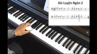 Hoc Dan Online Piano Level 1_Bài 2