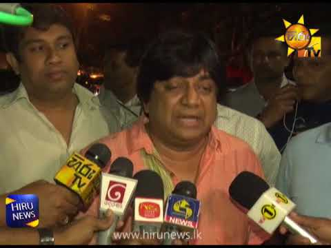 SLFP Ministers and MP's who voted for NCM to resign from posts tonight