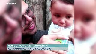 Nutricionista investe em alimentação saudável para bebês