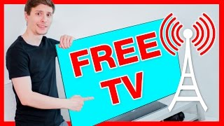 How to Get Free HD TV Channels Without Cable