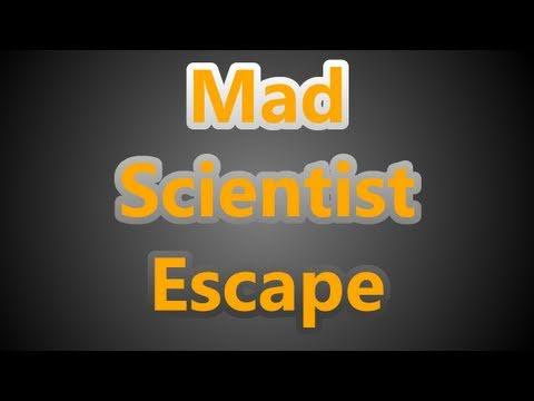 Mad Scientist Escape Map w/ ChimneySwift (HD)
