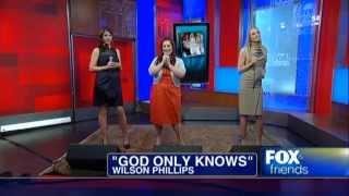 Wilson Phillips performs