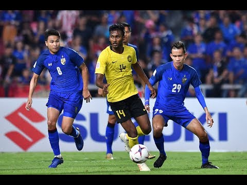 Thailand 2-2- Malaysia (AFF Suzuki Cup 2018: Semi-Finals 2nd Leg Full Match) - Thời lượng: 2:37:16.