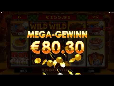 Big Chef Slot - Frespin Feature  - Super Mega Win