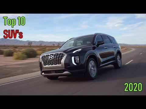Download Top 10 Future SUV's to Look Forward to for 2020! HD Mp4 3GP Video and MP3
