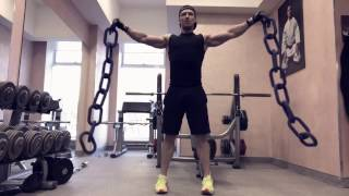 U9 SHOULDERS TRAINING