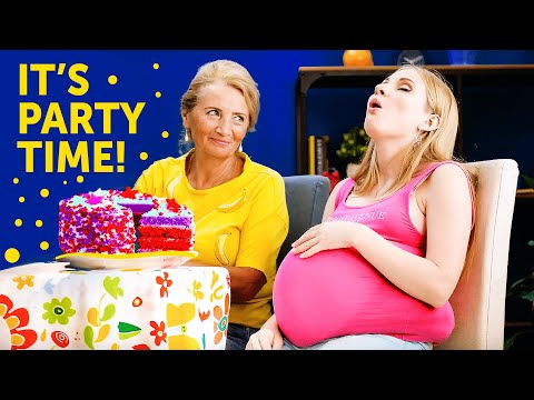 FUNNY THINGS YOUR GRANDMA DOES || Family matters and relatable facts by 5-Minute FUN