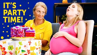 Video FUNNY THINGS YOUR GRANDMA DOES || Family matters and relatable facts by 5-Minute FUN MP3, 3GP, MP4, WEBM, AVI, FLV September 2019