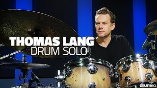 New drum solo coming every Sunday!Thomas Lang on how to apply technique to your drum set:►http://www.drumeo.com/blog/thomas-lang-drum-lessons/Thomas Lang has headlined at every major international drum festival and toured the world many times over as a solo performer, as well as playing with artists including Tina Turner, Kelly Clarkson, Robbie Williams, The Commodores, George Michael, and Victoria Beckham. Thomas has won numerous awards from drum magazines and publications including the Best Studio Drummer, Best Pop Drummer, Best All-Around Drummer, Best DVD, Best Drummer, Best Recorded Drum Performance, and Best Drum Clinician.Follow us!►Facebook: https://www.facebook.com/drumeo/►Instagram: http://www.instagram.com/drumeoofficial/Thomas plays:DW DrumsMeinl CymbalsRemo DrumheadsVic Firth Sticks
