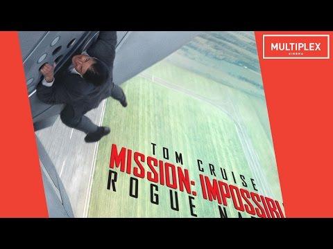 Місія Неможлива: Нація ізгоїв [трейлер]