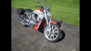 10. Faribault Harley-Davidson 2006 HARLEY-DAVIDSON STREET ROD V-ROD VRSCR