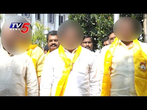 Maoists Kidnapped 3 TDP Leaders in Vizag