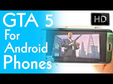 How to Download GTA V for Android apk [Tutorial] ✅