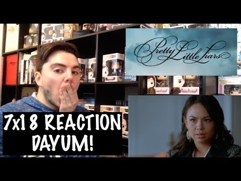 PRETTY LITTLE LIARS - 7x18 'CHOOSE OR LOSE' REACTION