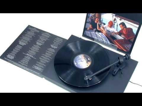 Crosby, Stills amp Nash - Just A Song Before I Go Official Vinyl Video