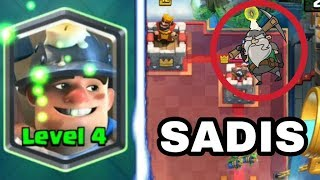 Video GALI SUMUR LVL 4 DIAM DIAM MENYAKITKAN - Clash Royale Indonesia MP3, 3GP, MP4, WEBM, AVI, FLV Februari 2019