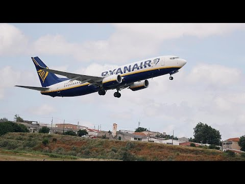 Ryanair: Ακυρώσεις 600 πτήσεων λόγω της μεγαλύτερης απεργίας των εργαζομένων της…