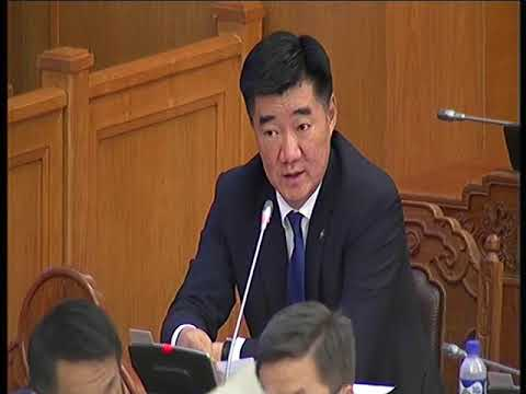 С.Бямбацогт: Монгол улсын онцлог, иргэдийнхээ зан заншилд тохируулан хуулийг боловсруулах хэрэгтэй