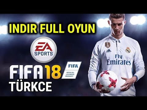 FIFA 18 Download (Indir) - PC Full Version Torrent (Türkce)