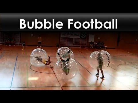 Bubble Football Algund  Bubble Sports