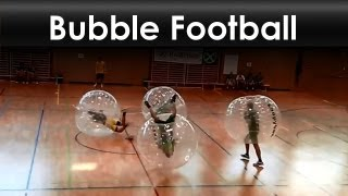 Bubble Football Games
