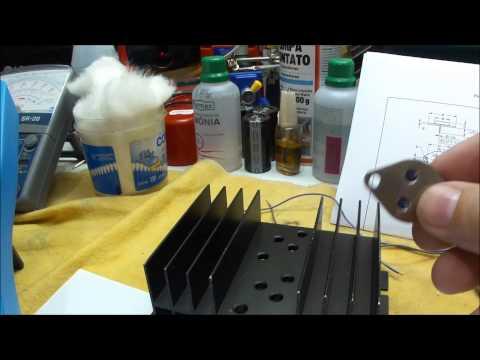 2N3055 - Neste vídeo, eu estou abordando um teste com multímetro digital de transistores TO-3, como o famoso 2N2055 e MJ802.