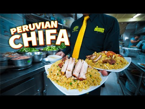 What Is Chifa? The Chinese Peruvian Food You Never Heard Of