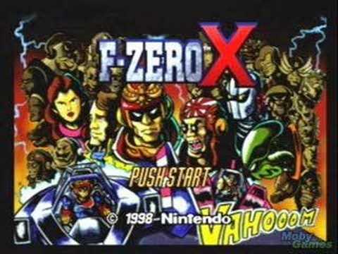 F-Zero X Title theme