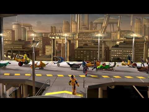 Spy kids 3 racing video