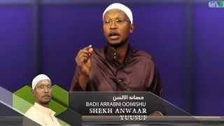 Shekh Anwaar Yuusuf, BADII ARRABNI OOMISHU Kutaa 4ffaa