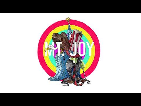 """Mt. Joy - """"New President"""" (Official Lyric Video)"""
