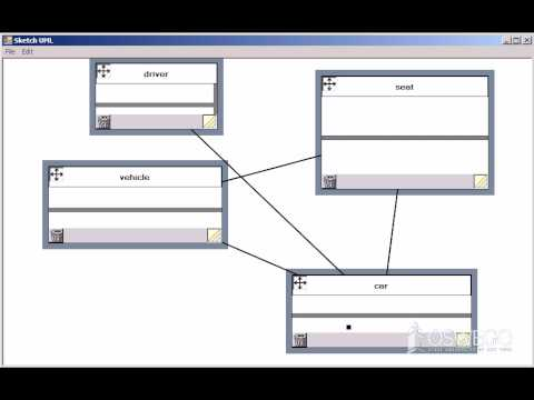 SketchUML - The eLearning Tool to facilitate UML Learning