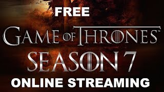 How to Watch or Download Game Of Thrones Online Free Follow these steps to watch GOT season 7 online Procedure 1:Login to ...