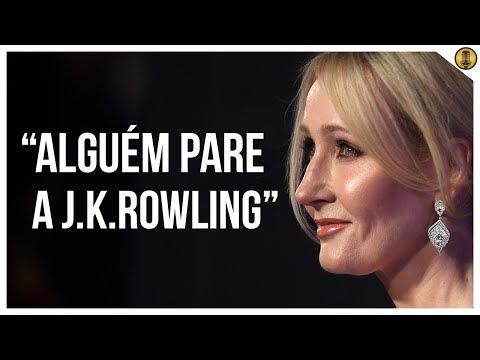 """""""ALGUÉM PARE A J.K.ROWLING"""" Um desabafo sobre Harry Potter"""