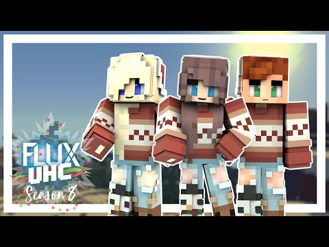 T'WAS THE NIGHT OF THE BATTLE | Episode 6 | FLUX UHC SEASON 8 W/ AgentKinetic & Ktmh96