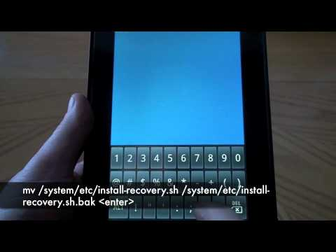 comment installer android sur coby kyros