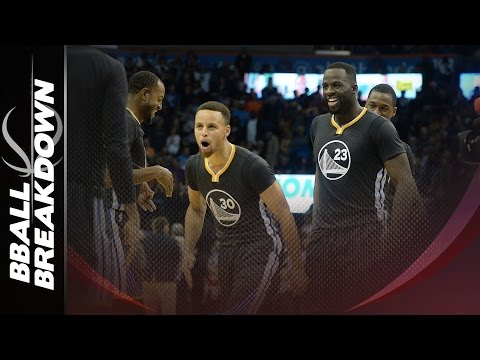 How Steph Curry Overcame Kevin Durant: Warriors At Thunder