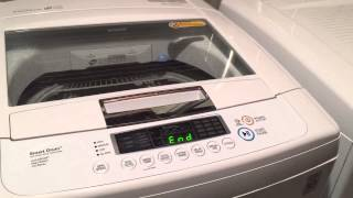 LG Washer End of Cycle Song