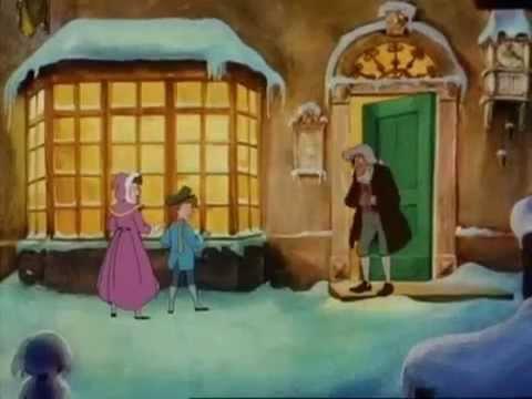 Il Principe Schiaccianoci cartone Natale