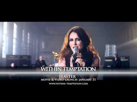 Within Temptation - Faster tekst piosenki