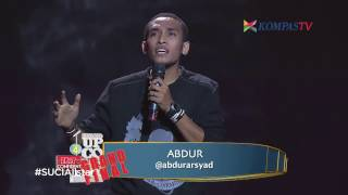 Video Sajak Untuk Indonesia oleh Abdur SUCI 4 MP3, 3GP, MP4, WEBM, AVI, FLV November 2017