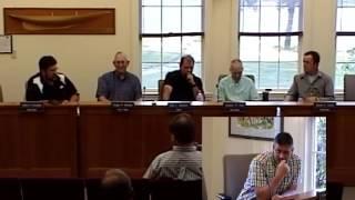 Boothbay Selectmen Meeting, Jun 22, 2016