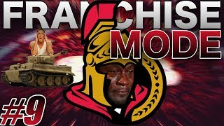NHL 19 - Ottawa Senators Franchise Mode #9