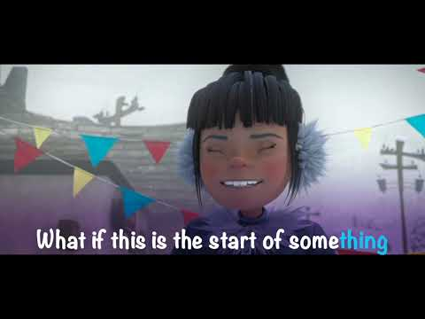 RACETIME - SNOWTIME 2   Lara Fabian - What If (Karaoké Version)