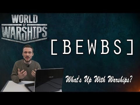 Leaked Soviet Destroyer Stats, New Premiums & [BEWBS] | What's Up With Warships?