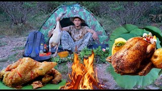 Video BUSHCRAFT COOKING DUCK WITH ALUMINUM RECIPE AT PHNOM KROM MOUNTAIN AND SEE SUN SET ►RELAX LIFE MP3, 3GP, MP4, WEBM, AVI, FLV April 2019