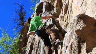Rock Climbing at Lemon Reservoir - Go Play Outside - DurangoTV