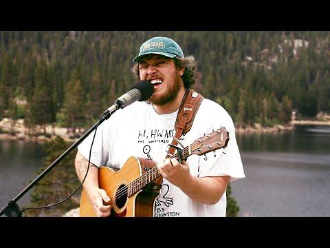 Stick Around - Mr. Wobbles (Live Acoustic Version)